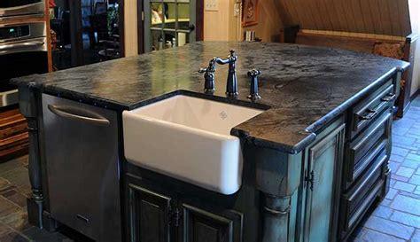 honed granite countertops granite material properties and characteristics