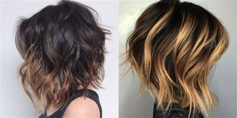 Hair Colors For Hair by Brown Hair Color 2019 Asymmetrical Bob Hair Cut Hair Colors