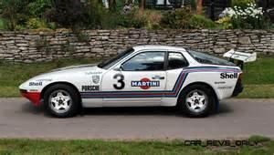 Pristine Porsche 924 Martini Rally Car Up For Grabs In New ...