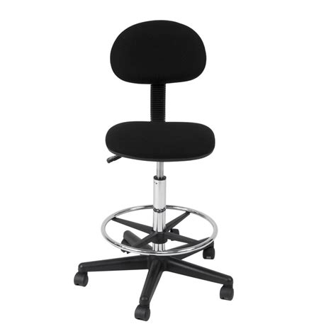 studio 360 176 swivel armless drafting chair with height