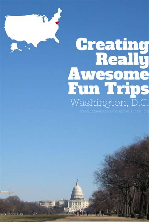 washington things dc awesome state fun map states