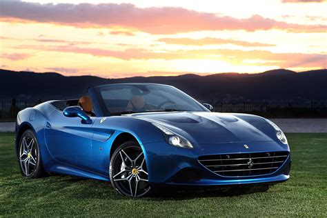 Ferrari California T Tracing The Heritage, Technology And