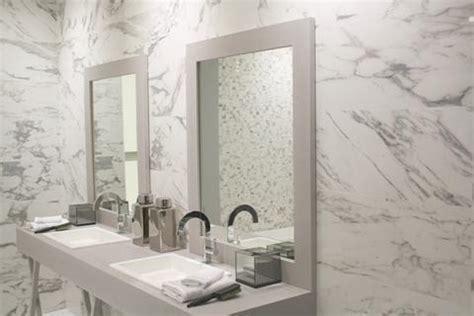 Porcelanosa Wall and Floor Tile Calacata Silver ? Canaroma