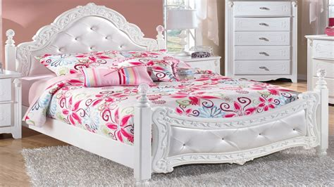 Girls Full Size Bedroom Set, Posters By Size Exquisite