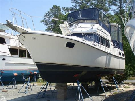 Aft Cabin Boats by Carver Yachts 3607 Aft Cabin Motoryacht Boats For Sale