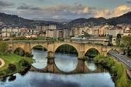File:Roman bridge, Ourense (Spain).jpg - Wikipedia