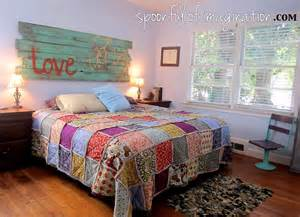 Rag Quilt for King Size Bed