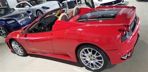 Years 2009 2008 2007 2006 2005. Used 2008 Ferrari F430 Spider For Sale ($124,900)   Marino Performance Motors Stock #80164006
