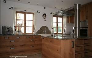 Kuche eiche vom schreiner aus oberbayern for Eiche küche