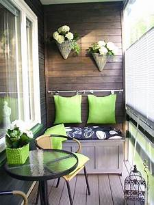 Small, Porch, Decorating, Ideas