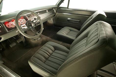 1970 plymouth road runner custom 2 door hardtop interior