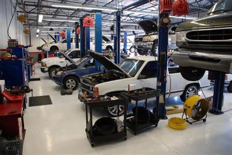 ryans automotive cervice center pictures   shop