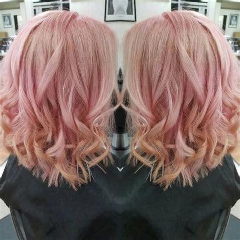 rozowy blond najmodniejszy kolor sezonu wp kobieta