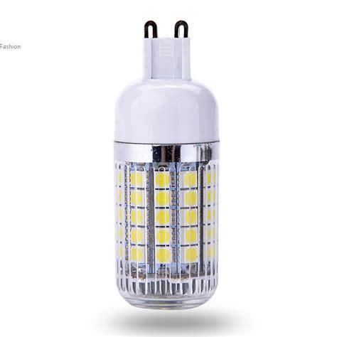 ultra bright g9 5050 led light bulb spotlight 9w smd