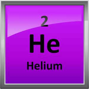 Helium Element Periodic Table