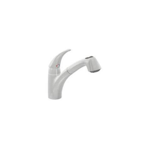 7560v 7560v extensa single handle ivory kitchen faucet