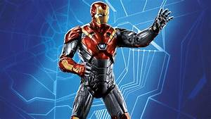 Tony Stark Is Getting Ultimate Iron Man Inspired Armor In