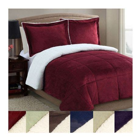 ultra plush all season sherpa comforter products i love comforter sets comforters bed