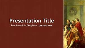 Free Baroque Powerpoint Template