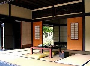 Japanese style in interior design : Home Interior And
