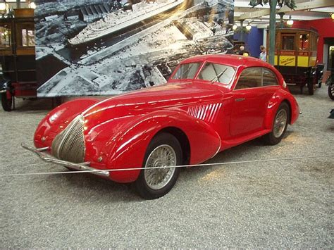 (1936) Alfa Romeo 8c 2900 A Coach
