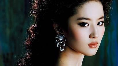 Beauty Liu Yifei China Oriental Chinese Crystal