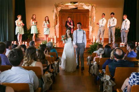 Historic Old Bedford School, Wedding Ceremony & Reception