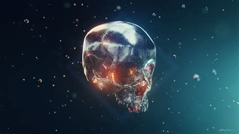 iron skull  wallpapers hd wallpapers id