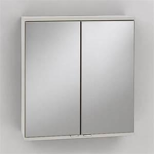 Spiegelschrank 40 Cm Breit : bad spiegelschrank 2 t rig 60 cm breit wei bad spiegelschr nke ~ Bigdaddyawards.com Haus und Dekorationen