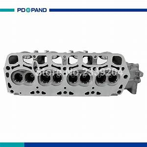 Motor Engine Parts 3y 4y Bare Cylinder Head 11101 73020