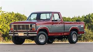 1986 Ford F150 Pickup