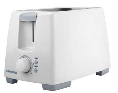 Black And White Toaster by Black Decker 2 Slice Toaster White Walmart Ca
