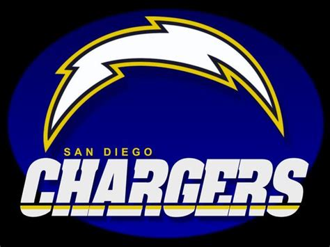 San Diego Chargers Logo Clip Art Free Download
