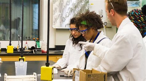 High School Seniors  Science Bound  Iowa State University