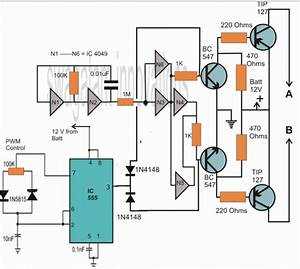 7 Modified Sine Wave Inverter Circuits Explored
