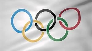 Olympic Animated Flag - YouTube