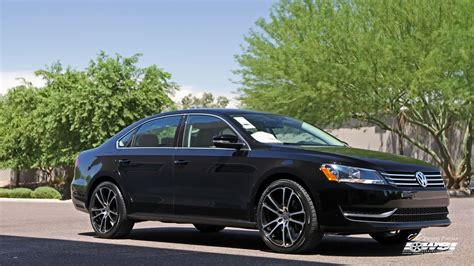 volkswagen passat black rims 2015 cars cec tuning wheels vw passat wallpaper 1600x900
