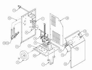 6007a Associated Battery Charger Analyzer Parts List