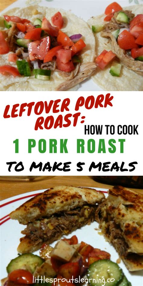 This was so simple and i loved it, says vivian li. Leftover Pork: How to Cook 1 Pork Roast to Make 5 Meals