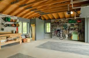 Interior Garage Storage Ideas