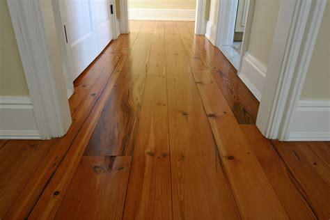 reclaimed heart pine traditional hardwood flooring