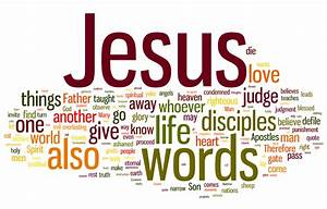 Jesus, Author of the Most Sublime Words – Seeing God's Breath