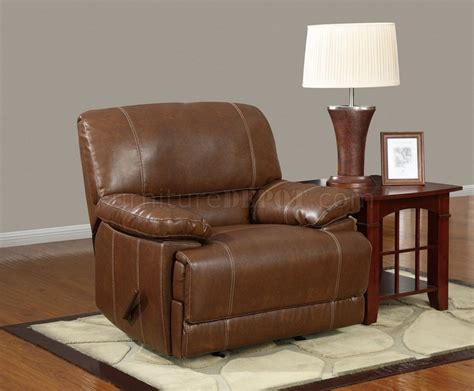 Leather Sofas With Recliners by U9963 Reclining Sofa Brown Bonded Leather Global