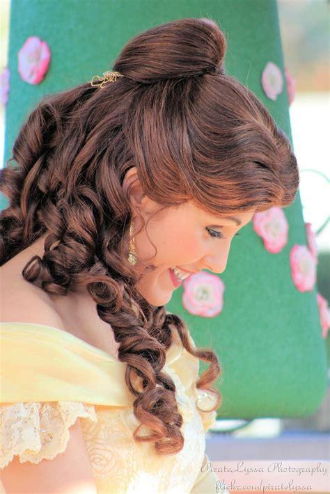 disney hairstyles belle hairstyle disney hair
