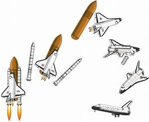 Shuttle Cartoon Clipart