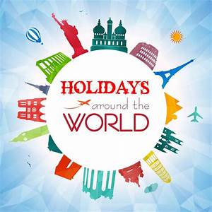 Christmas Around The World : celebrating holidays around the world planet smarty pants ~ Buech-reservation.com Haus und Dekorationen