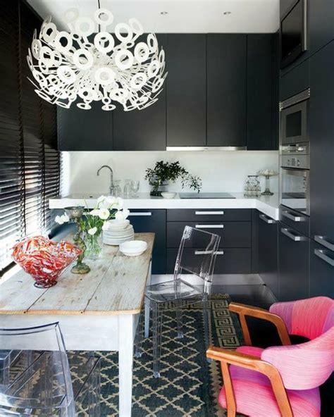 tapis de sol cuisine moderne tapis moderne pour la cuisine une excellente idée