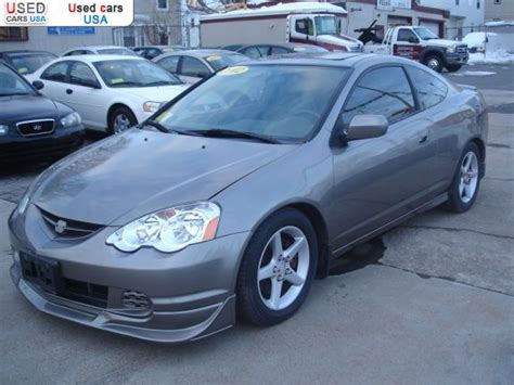 for sale 2002 passenger car acura rsx type s haverhill