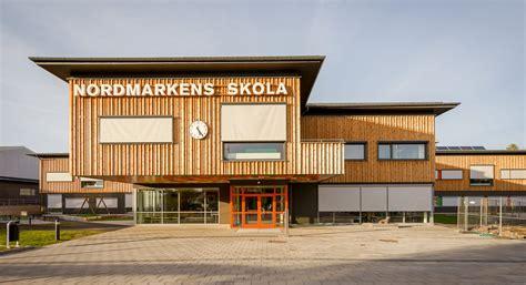 Nordmarkens skola, Årjäng
