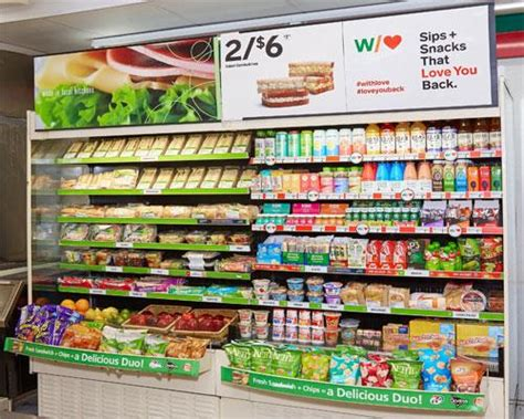 7-Eleven Begins Test of Nearly 100 Better-for-You Foods ...